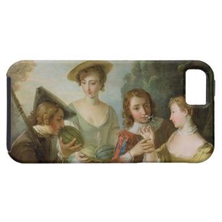 The Sense of Smell, c.1744-47 (oil on canvas) (see iPhone SE/5/5s Case