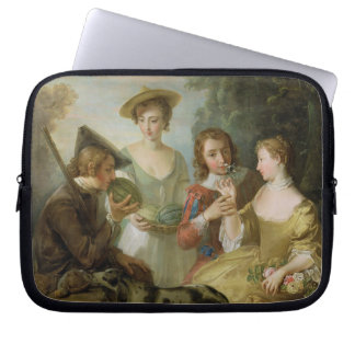 The Sense of Smell, c.1744-47 (oil on canvas) (see Laptop Computer Sleeves
