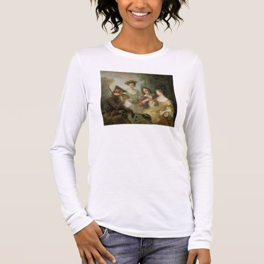 The Sense of Smell, c.1744-47 (oil on canvas) (see Long Sleeve T-Shirt