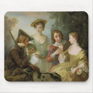 The Sense of Smell, c.1744-47 (oil on canvas) (see Mouse Pad