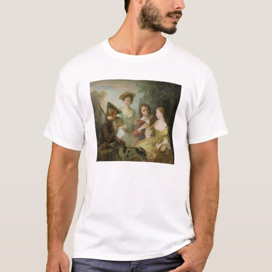 The Sense of Smell, c.1744-47 (oil on canvas) (see T-Shirt