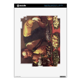 The Sense of Smell iPad 3 Decal