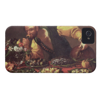 The Sense of Smell iPhone 4 Cover