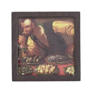 The Sense of Smell Keepsake Box
