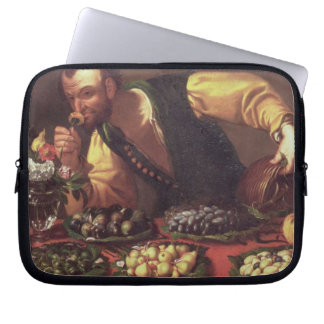 The Sense of Smell Laptop Sleeve