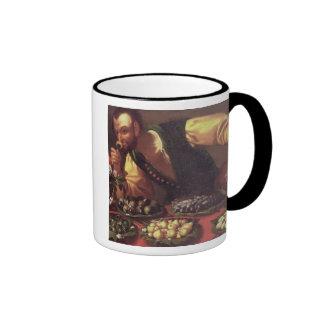 The Sense of Smell Ringer Coffee Mug