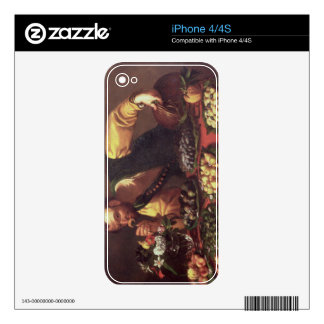 The Sense of Smell Skins For The iPhone 4S