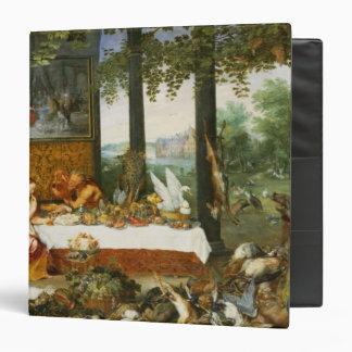 The Sense of Taste, 1618 Vinyl Binders