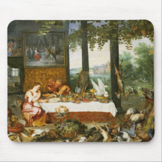 The Sense of Taste, 1618 Mouse Pad
