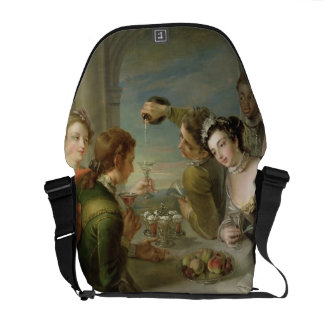 The Sense of Taste, c.1744-47 (oil on canvas) (see Courier Bag