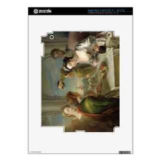 The Sense of Taste, c.1744-47 (oil on canvas) (see iPad 3 Skin