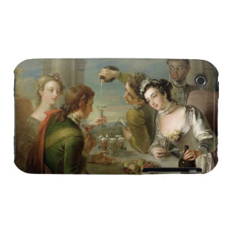The Sense of Taste, c.1744-47 (oil on canvas) (see iPhone 3 Case-Mate Cases