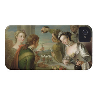 The Sense of Taste, c.1744-47 (oil on canvas) (see iPhone 4 Cases