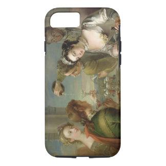 The Sense of Taste, c.1744-47 (oil on canvas) (see iPhone 8/7 Case