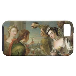 The Sense of Taste, c.1744-47 (oil on canvas) (see iPhone SE/5/5s Case
