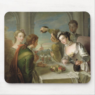 The Sense of Taste, c.1744-47 (oil on canvas) (see Mouse Pad