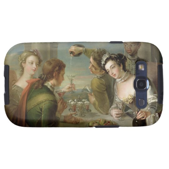 The Sense of Taste, c.1744-47 (oil on canvas) (see Samsung Galaxy S3 Case
