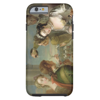 The Sense of Taste, c.1744-47 (oil on canvas) (see Tough iPhone 6 Case