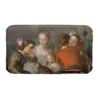 The Sense of Touch, c.1744-47 (oil on canvas) (see iPhone 3 Cases