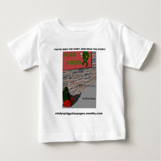"""""""THE SENTINEL"""" Cover Art Baby T-Shirt"""