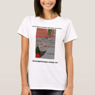 """""""THE SENTINEL"""" Cover Art T-Shirt"""