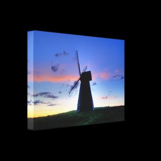 The Sentinel Gallery Wrap Canvas