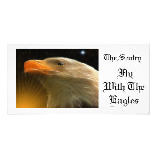 The Sentry / Fly With The Eagles Card