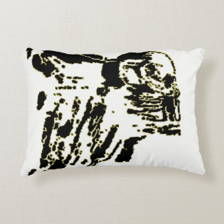 The Separated Body Accent Pillow