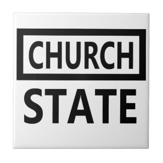 The Separation of Church and State - 1st Amendment Tile