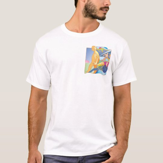 The Sequence Of Civilizations #1 T-Shirt