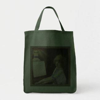The Serenade Canvas Bag