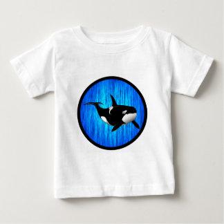 THE SERENE ORCA BABY T-Shirt