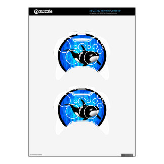 THE SERENE ORCA XBOX 360 CONTROLLER SKINS