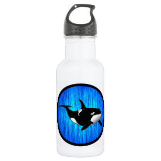 THE SERENE ORCA WATER BOTTLE