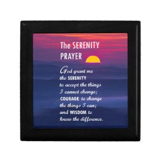 The Serenity Prayer 2 Gift Box