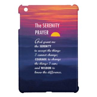 The Serenity Prayer 2 iPad Mini Cases