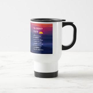 The Serenity Prayer 2 Travel Mug