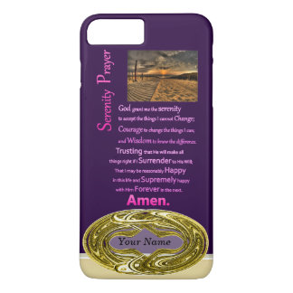 The Serenity Prayer BoardWay iPhone 7 Plus Case