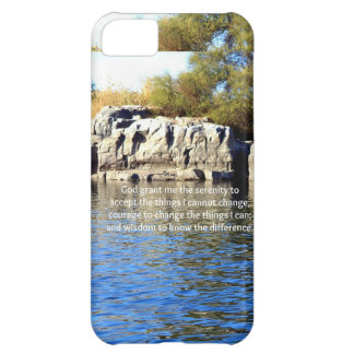 The Serenity Prayer Case For iPhone 5C