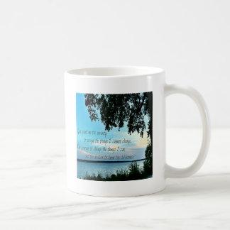 The Serenity Prayer Coffee Mug