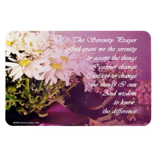 The Serenity Prayer Gifts Magnet