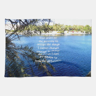 The Serenity Prayer Towels