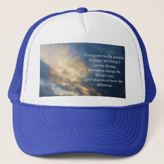 The Serenity Prayer Trucker Hat