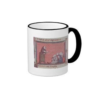 The Sermon, from Ovide Moralise Coffee Mugs