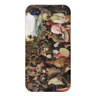 The Sermon of St. John the Baptist iPhone 4 Cases