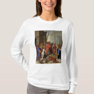 The Sermon of St. Paul at Ephesus, 1649 T-Shirt