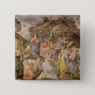 The Sermon on the Mount, from the Sistine Button