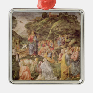 The Sermon on the Mount, from the Sistine Christmas Tree Ornament