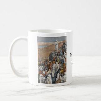 The Sermon on the Mount Mug