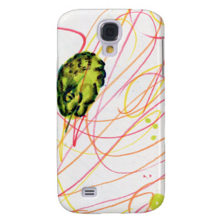 The Serpent In The Color of the Void Samsung Galaxy S4 Cover